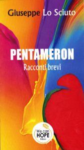 """Book Cover: """"PENTAMERON Racconti brevi"""". Autore Giuseppe Lo Sciuto"""